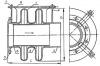 Линзовый компенсатор ОСТ 34-10-575